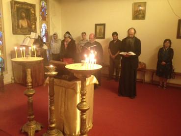 El domingo de la conmemoración de Santa Gran Mártir Barbara, San Juan Damasceno y el domingo de los