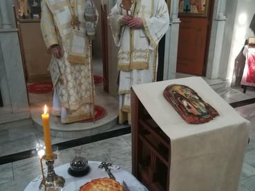 Divina Liturgia en honor a los Santos Cirilo y Metodio - Onomástico de Su Eminencia Obispo Kirilo