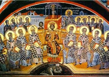 Los Santos Concilios Ecuménicos