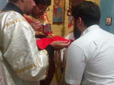 La parroquia de San Juan Crisóstomo en Caruaru, Brasil, celebro la Navidad del Nino Dios con la Divi