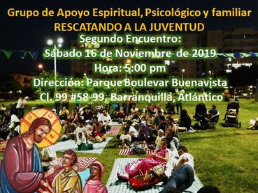 2do Grupo de Apoyo Espiritual, Psicológico y familiar