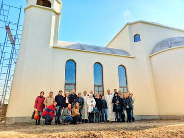 Slava de la Iglesia de la Santa Trinidad en Resistencia, Chaco