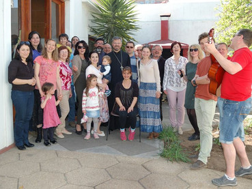 Дан независности Чилеа прослављен у парохији Св.Николаја Жичког