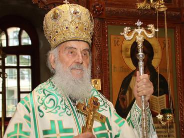 Empeoró la salud del Patriarca Irinej