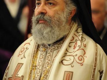 Hoy se cumplen cuatro años del secuestro del Metropolita Pablo de Alepo (en Siria) del Patriarcado d