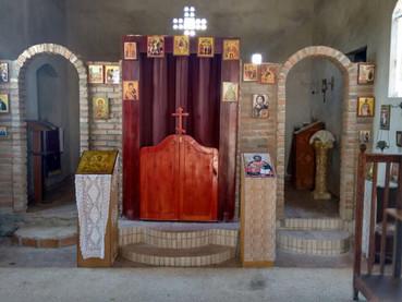 Continuan los trabajos de construcción del Templo en Caruaru, Brasil