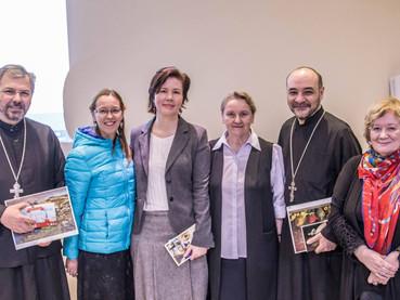 Историчар уметности из Третјаковске галерије (Москва) одржала предавања у Сантјагу де Чилe
