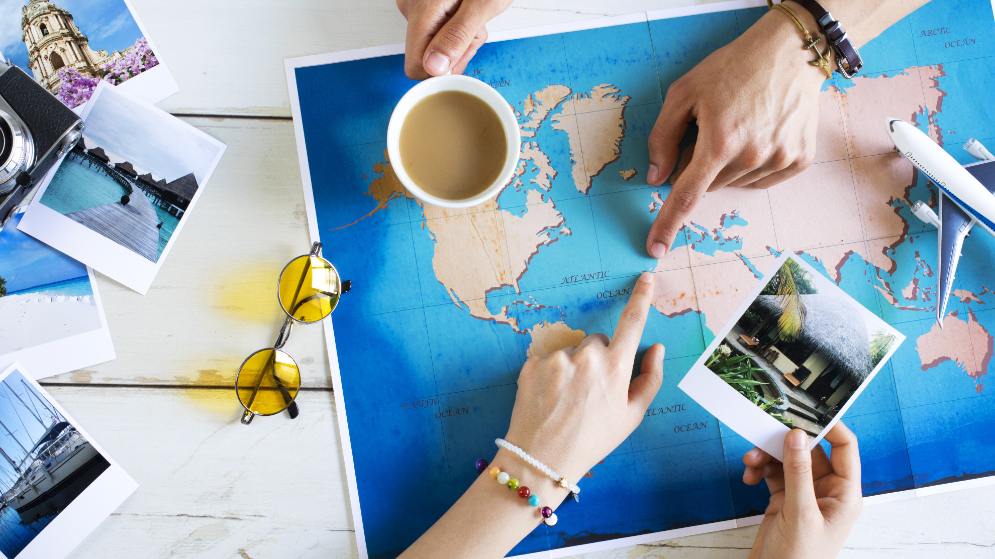 In-Home Travel Planning