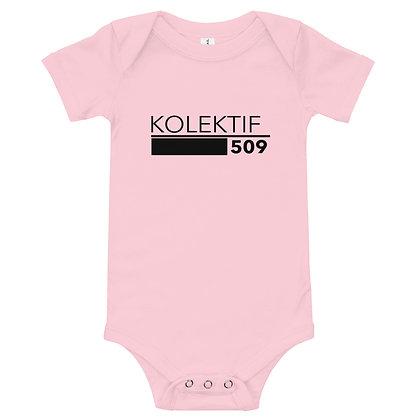 Kolektif 509 Baby Onesie T-Shirt