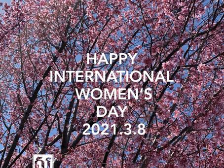 ❤️国際女性デー❤️