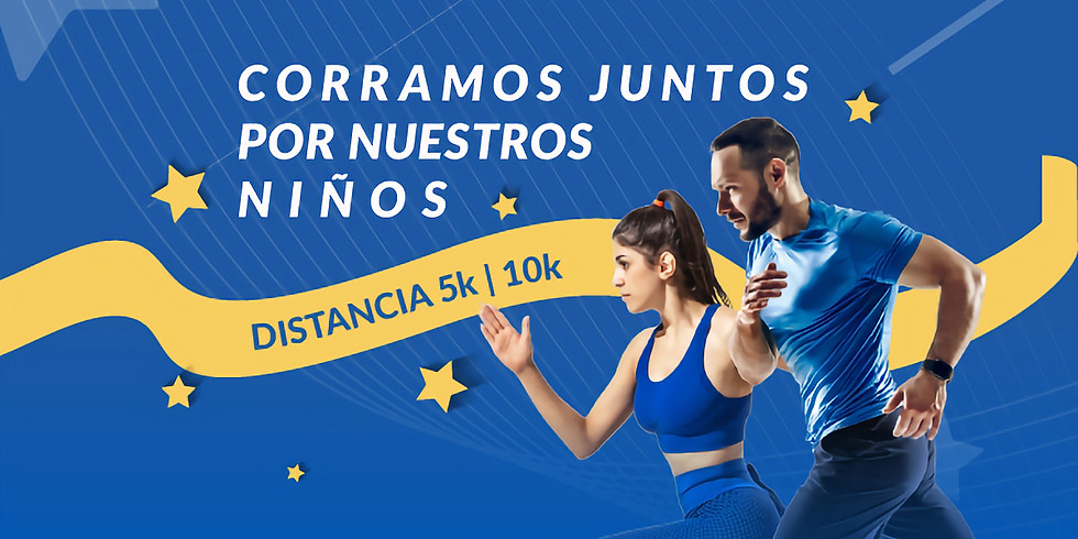 Run for Wishes (5K/ 10K Virtuales)