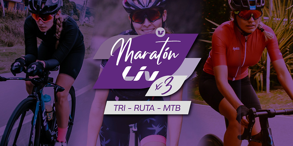 Maratón LIV x3