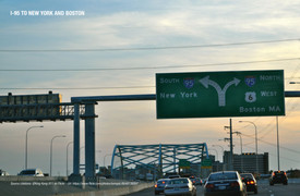 Interstate 95 in the Northeast