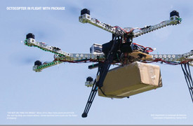 Vehicle Highlight: The Octocopter