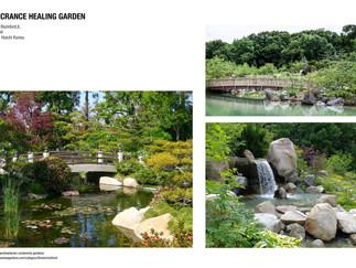 Rosecrance Healing Garden
