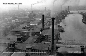 Lowell, 1910
