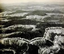 Eastern Kentucky Strip Mines, 1960s