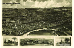 Historic View of Concord NH
