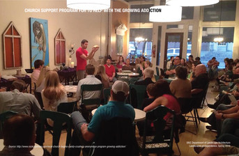 Church Support Group Programs