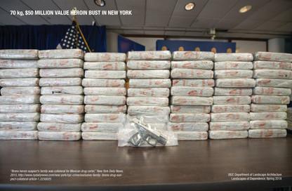 Heroin Bust in New York