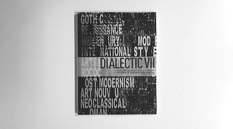 Dialectic VII Cover