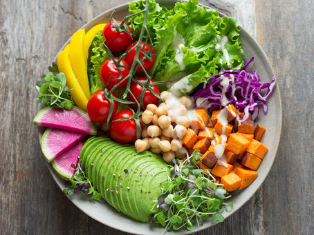 Post Holiday Newsletter: Clean Foods to Help Your Body Reset!