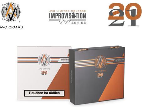 NEU im Klimaraum: AVO Improvisation Series Limited Edition 2021
