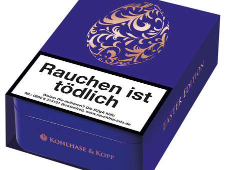 NEU: Kohlhase & Kopp Easter Edition 2021, 100g in der Schmuckdose 24,90 €