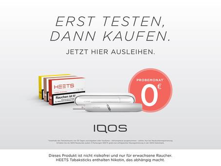 IQOS 3 Duo erst testen, dann kaufen