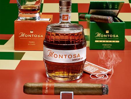 NEU: MONTOSA Claro Intenso X Signature Rum  500 ml  40% VIL.  39,95 €