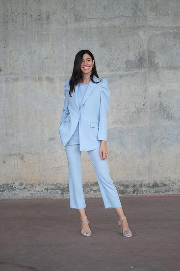 Pantalón PETUNIA azul celeste