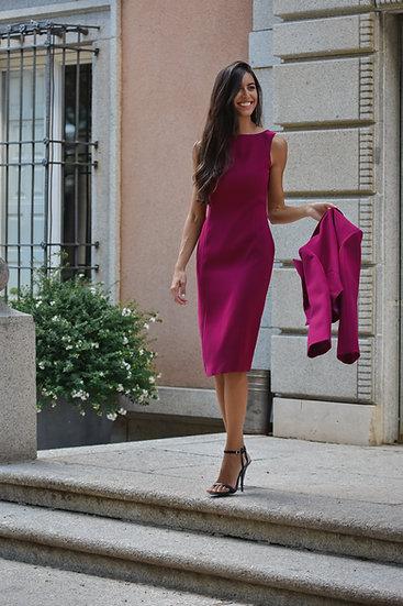 Vestido CALA Buganvilla