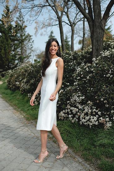 Vestido CALA blanco