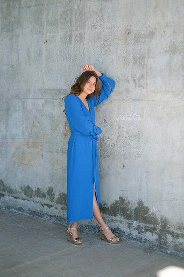 Vestido CLAVEL Azul