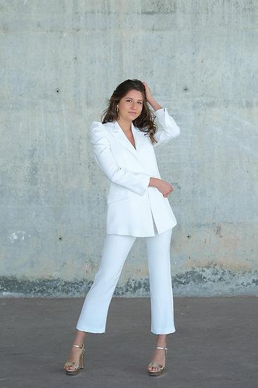 Pantalón PETUNIA blanco