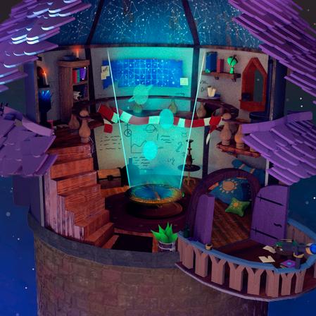 Torre de Castelo 3D