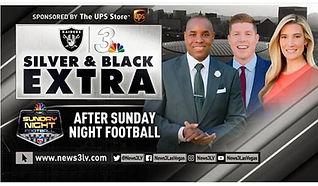 People Doing Good's Jerry Robinson on News3 Las Vegas, talking LV Raiders season opener.