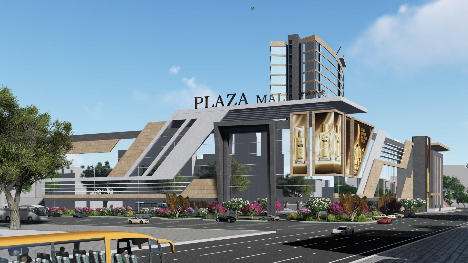 mall & hotel shot 1