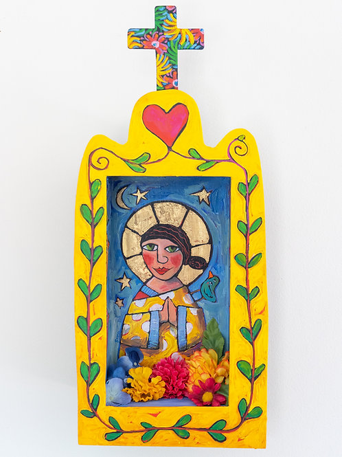 Mary, the love bringer
