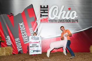 Joel Krebehenne, Champion Dorset, Ohio Y
