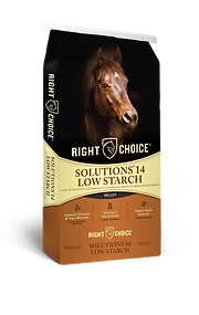 Solutions 14 Low Starch Horse Feed