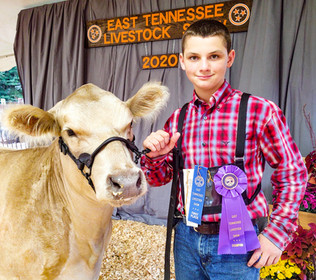 Josey Caldwell, Champion Commercial, Eas
