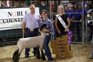 Kamryn Smith, Grand Champion, Noble County, OH.jpeg