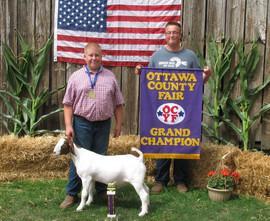 Jake Van Kampen, Grand Champion, Ottawa