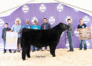 John Becker, 7th Overall Beef, Michigan