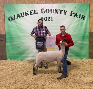 Timothy Riemer, Reserve Champion, Ozaukee County Fair, WI.jpeg