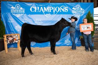 Cooper Joines, Grand Champion, Virginia