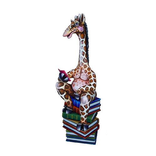 Girafffe Books giant