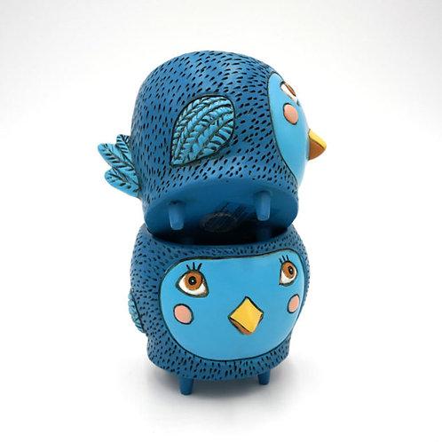 Baby Bird Blueberry