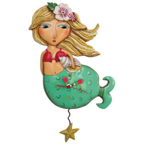 Shelley Mermaid